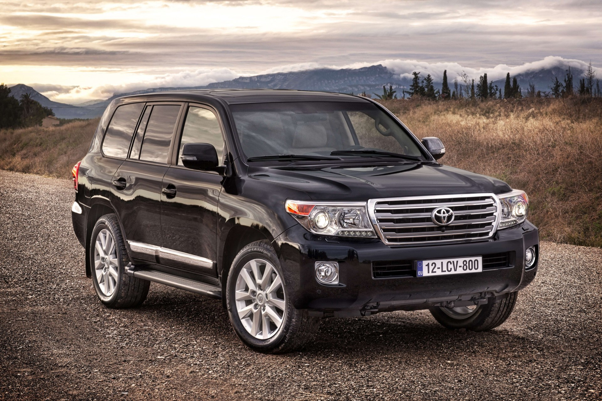 Toyota Land Cruiser-2015