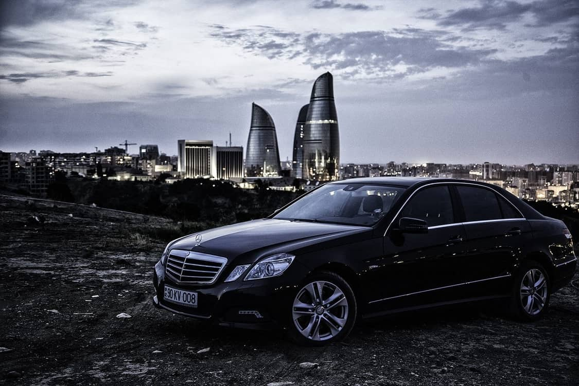 rent a car in baku